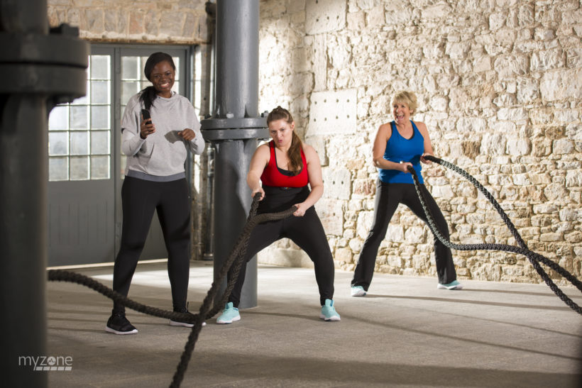 Team Functional Training- Bring Your Workout to the Next Level!