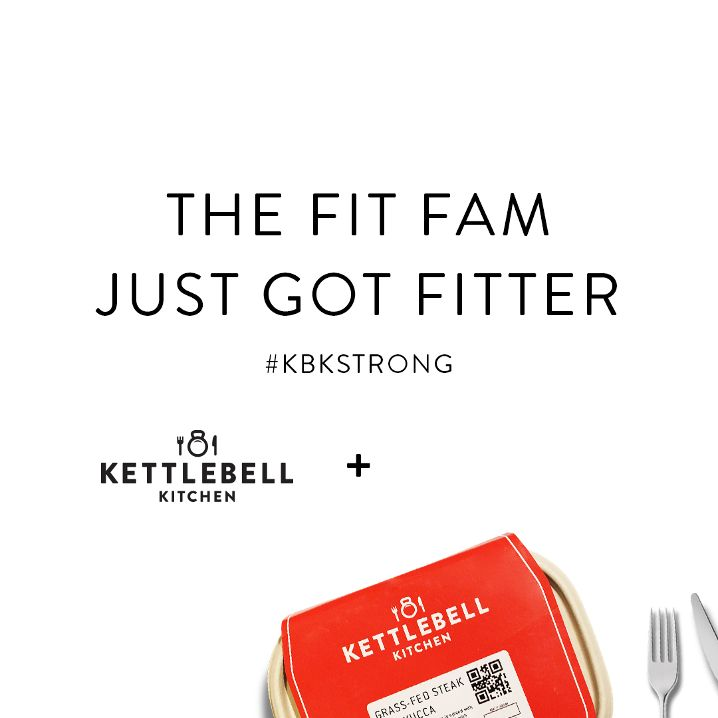 Order Kettlebell Kitchen & Pickup @WFOB