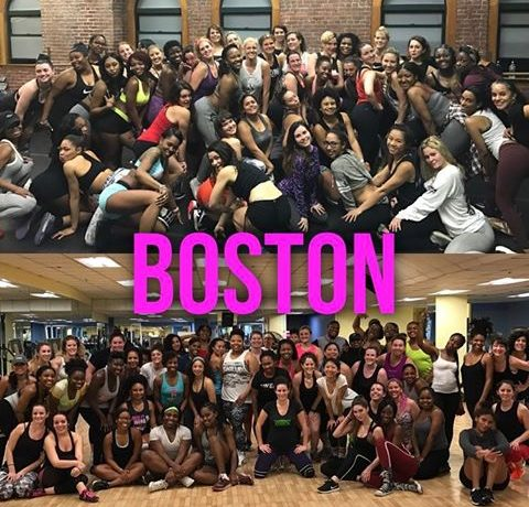 Boss Chick Dance Workout Tuesday and Thursday Nights!
