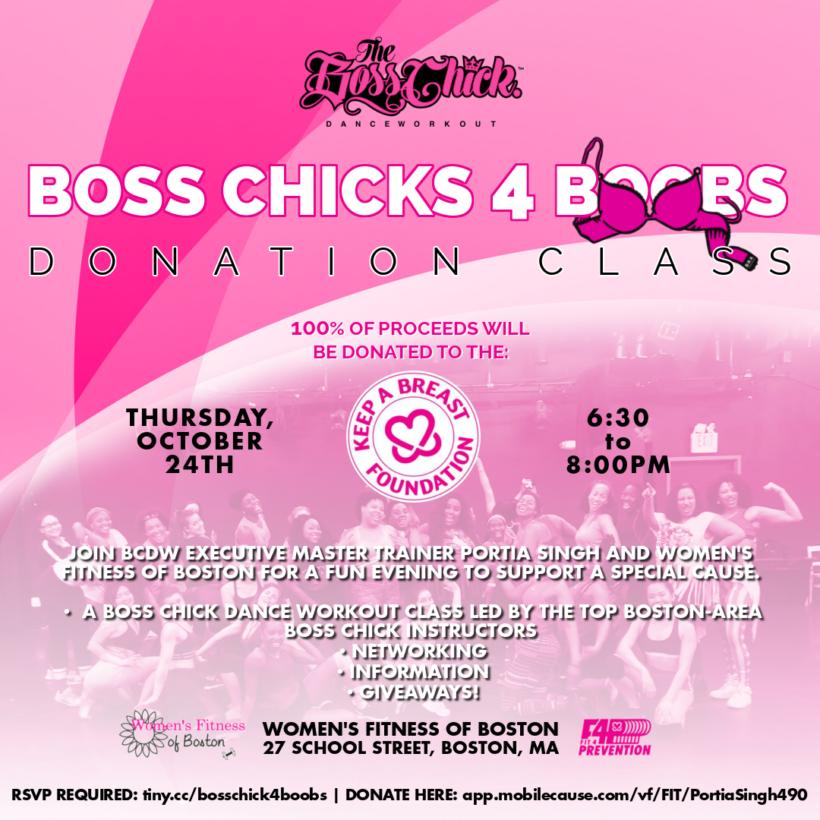 Boss Chick 4 Boobs