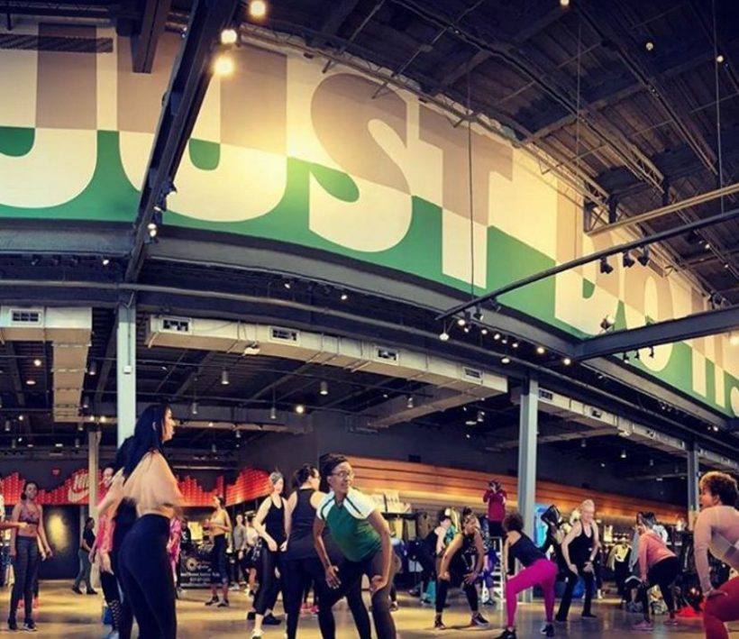 JOIN WFOB at NIKE BOSTON on Sunday, March 1st