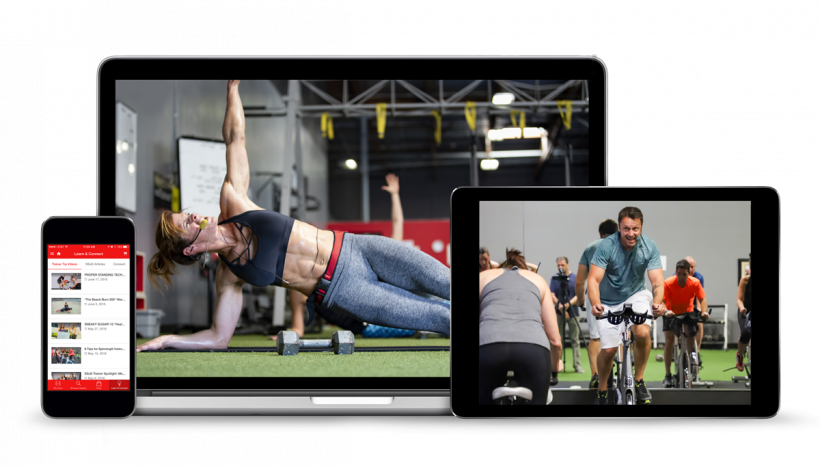 30 Day VIP Virtual Pass – Free Tabata Workout Video!